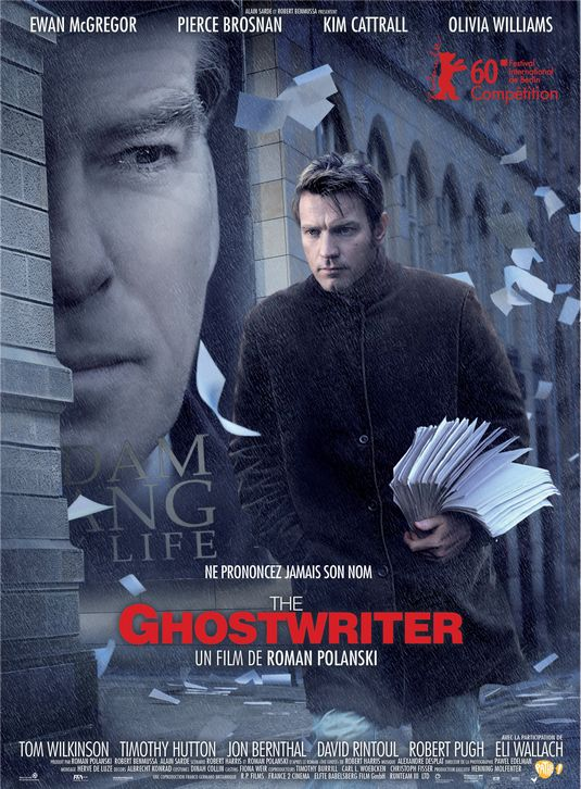 ... ...In the Meantime, Please Enjoy this Classic Post: Ghostwriter