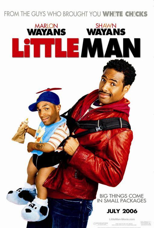 Küçük Adam – Little Man izle