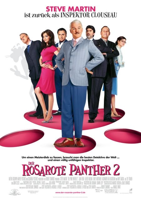 pink panther pictures. The Pink Panther 2